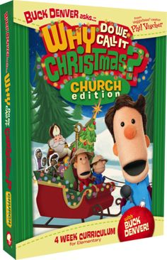 What's in the Bible? Church Edition: Why Do We Call It Christmas? Four weeks of lessons cover the BIG questions of Christmas, Jesus' birth, the origins of Hanukkah, and Emmanuel & the Christmas story!