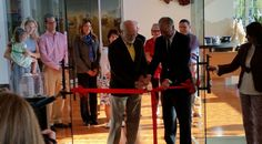 Cascadia Art Museum opens its pretty doors...