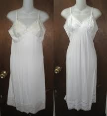 Women should still wear these!  It's so unattractive to be able to see through someone's dress.