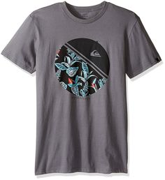 Quiksilver Men's Remix T-Shirt, White, Mens Clothing Brands, Men's Clothing, Branded T Shirts, Fashion Brands, Amazon, Awesome, Casual, Mens Tops, How To Wear