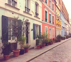 My Little Portobello Road in Paris
