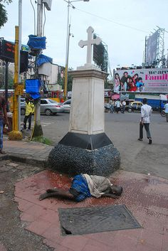 Jesus Is Helpless There Is No Mother Theresa in Mumbai