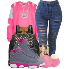 Untitled #498, created by ayline-somindless4rayray on Polyvore