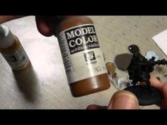 ▶ The Basics: How to Base Your Miniatures - YouTube
