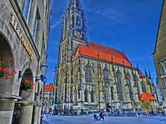 Münster, Germany.