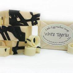 "One of LEH Soap Shop's newer soaps, White Tigerlily, ""is all at once feminine and flirty, classic and contemporary. If you love the soap try the body butter! The soft scent will linger with you throughout your day while keeping your skin soft and smooth. Simply lovely."""