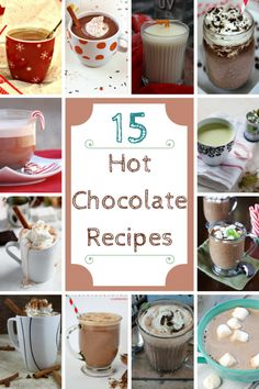 15 Hot Chocolate Rec