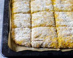 Naturligt glutenfritt morotsbröd i långpanna | Allas Recept