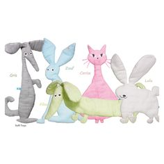 Soft toy Cerise & friends