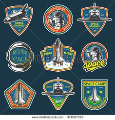 Find Set Vintage Space Astronaut Badges Emblems stock images in HD and millions of other royalty-free stock photos, illustrations and vectors in the Shutterstock collection. Thousands of new, high-quality pictures added every day.