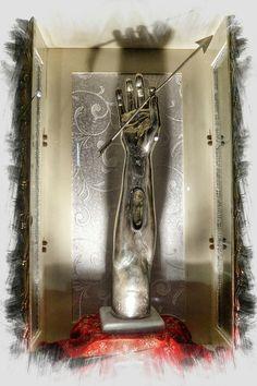 Anonimo, reliquiario di san Sebastiano, Ferla, Siracusa