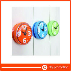 Get A Bathroom Clock And Limit Your Time Spent There  Clocks New Small Wall Clock For Bathroom Inspiration Design