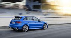 Audi RS3 Sportback strakker en krachtiger