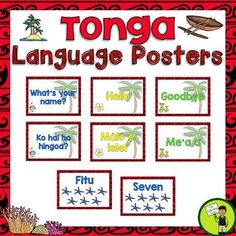 67 best cook islands teaching resources images on pinterest close brighten up your classroom while introducing your students to the tongan language with these tonga greetings m4hsunfo