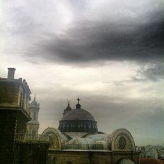 Aya Triada Kilisesi, Taksim Istanbul Turkey