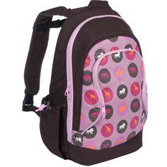 Lassig Savannah Pink Mini Backpack Pink $48