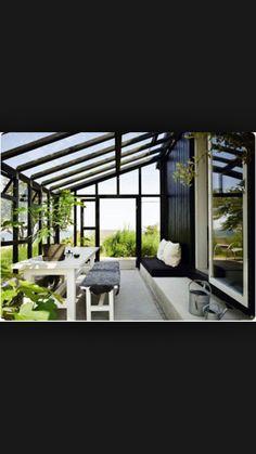 Pool, pergola, uteplats | Garden and patio | Pinterest | Piscine e ...