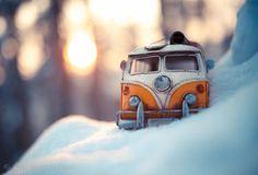 As aventuras das miniaturas de carros - Assuntos Criativos