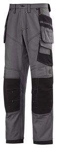 XTR Craftsmen Holster Pocket Trousers, Canvas+ — Snickers Workwear