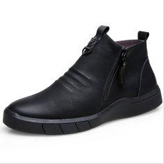 Ankle Boots Men, Combat Boots, Men's Shoes, Shoe Boots, Shoes Men, Mens Boots Online, Mens Boots Fashion, Keep Warm, Men Boots