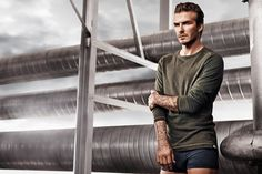 Top Celebrity Men's Fashion Trends for Summer 2014 ... david-beckham-bodywear-for-hm-2014-spring-campaign-2 └▶ └▶ http://www.pouted.com/?p=37073