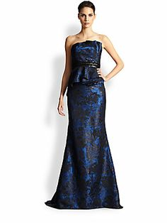 dee633a69c8be 95 Best Black Label images | Carmen marc valvo, Evening gowns ...