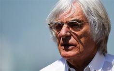 Bernie Ecclestone  Head of F1