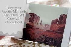 Relive your favorite moments over and over again with a photobook from Groovebook