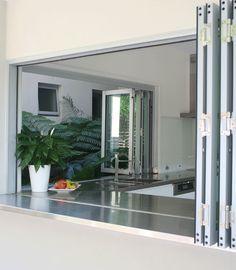 Trend Aluminium Bifold Window