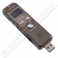 Mini Direct USB Voice & Telephone Recorder VR166