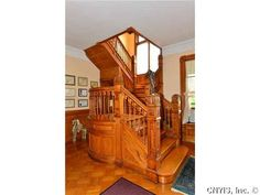 1892 Queen Anne - Syracuse, NY (George F. Barber) - $209,900 - Old House Dreams