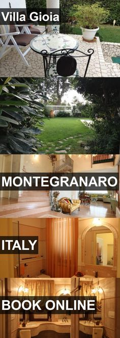 Hotel Villa Gioia in Montegranaro, Italy. For more information, photos, reviews and best prices please follow the link. #Italy #Montegranaro #hotel #travel #vacation