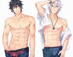 Cool Anime Guys, Handsome Anime Guys, Hot Anime Boy, Anime Oc, Anime Manga, Anime Friendship, Maou Sama, Boy Drawing, Boy Illustration