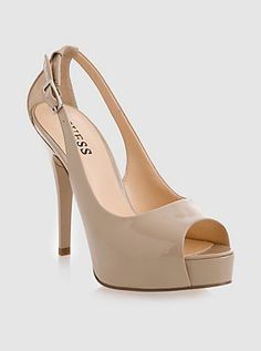 I have some very similar to these. Gotta love this one too. Hondo Pumps | GUESS.com