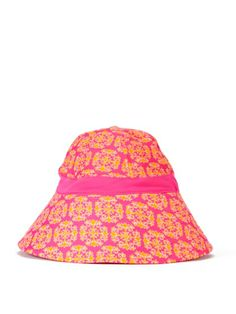 Printed Sun Hat by Cabana Life on sale now on #Gilt. #kids