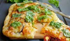 Vynikajúci koláčik zo sezónnej zeleniny a ryže, ktorý bude mať určite úspech… Sweet Recipes, Vegetarian Recipes, Cooking Recipes, Healthy Recipes, Czech Recipes, Cooking Light, Vegetable Pizza, Mozzarella, Zucchini