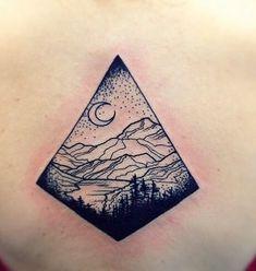 43+ Wonderful Forest Tattoos