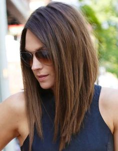 Best Long Bob Hairstyles for 2016 – 2017