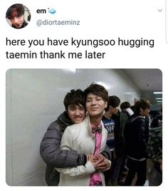 Image may contain: one or more people and text Taemin, Shinee, Funny Kpop Memes, Exo Memes, Steven Universe, Oppa Gangnam Style, Young K, Exo Fan, Boyfriends