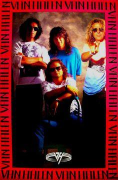 Van Halen 1991