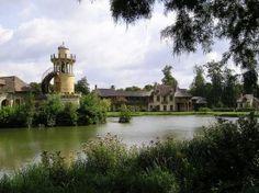 Le hameau de la reine, Versailles