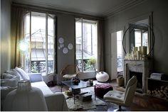 coffee in the sun: Appartement in Parijs