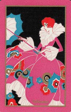 Vintage Swap Playing Cards 1 Single Named 'Vivienne'   eBay