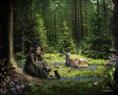 """""""We often forget that we are nature. Nature is not something separate from us. So when we say that we have lost our connection to nature, we've lost our connection to ourselves.""""   ― Andy Goldsworthy  Put A Little Magick in Your Day! Premium edition includes daily magickal correspondences, quotes, affirmations, tarot card, spell , and an article teaching you more about your path. :)))   http://www.wiccanmoonsong.com/Moonsong-Daily-Magick.html  **original artwork by: Robert**"""