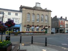 Wellington, Somerset. Town Hall