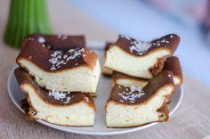 Zdrowie na Głowie: Fit sernik z jogurtu greckiego No Bake Desserts, Sweet Recipes, Cheesecake, Pudding, Sweets, Baking, Eat, Food, Sweet Dreams