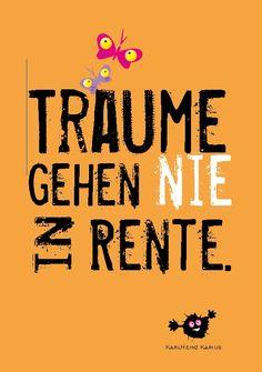 Doch, manchmal schon :( WortHupferl© KarlHeinz Karius www.worthupferl-verlag.de