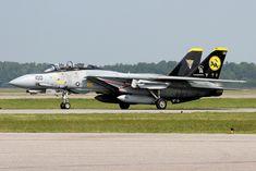 164342AJ-100 F-14D VF-31 'Tomcatters' NAS Oceana. | by Stuart Freer - Touchdown Aviation
