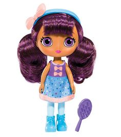 Little Charmers 8 Inch Lavender Doll
