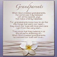 Grandparents Day Poems From Grandchildren Grandparents Day Poem, Grandparent Gifts, Make A Family, Grandma And Grandpa, Mother And Father, Grandchildren, Grandkids, Granddaughters, Quote Of The Day